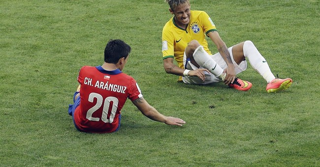 Brazil downplays Neymar injuries ahead of quarters