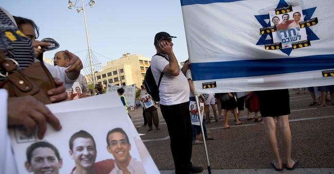 Bodies of missing Israeli teens found in West Bank