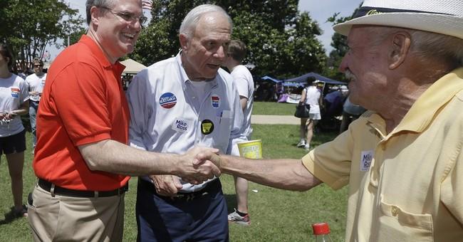 GOP target Pryor surviving TV attacks in Arkansas