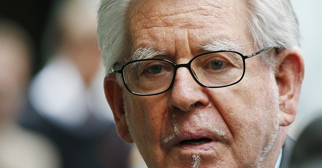 UK TV host Rolf Harris guilty of indecent assault