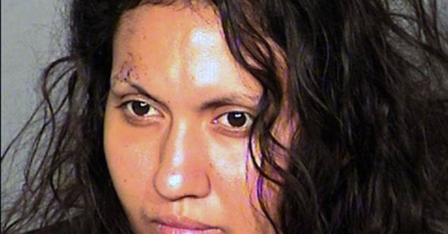 Mom accused of throwing kids out window sees judge
