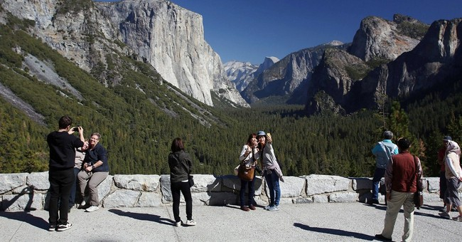 Yosemite celebrates 150th anniversary
