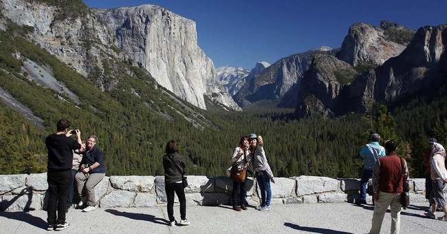 Yosemite celebrates 150th anniversary