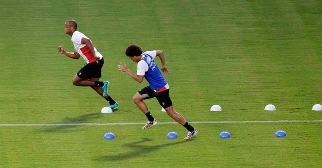 Kompany fit to start for Belgium against US