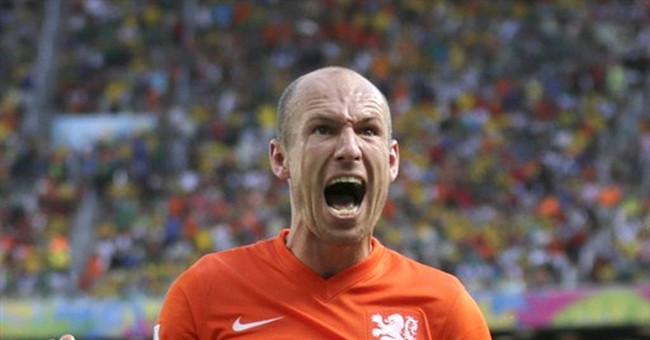 Robben says he won't change despite penalty furor