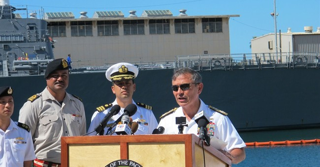 US admiral: Drills to help China, US work together
