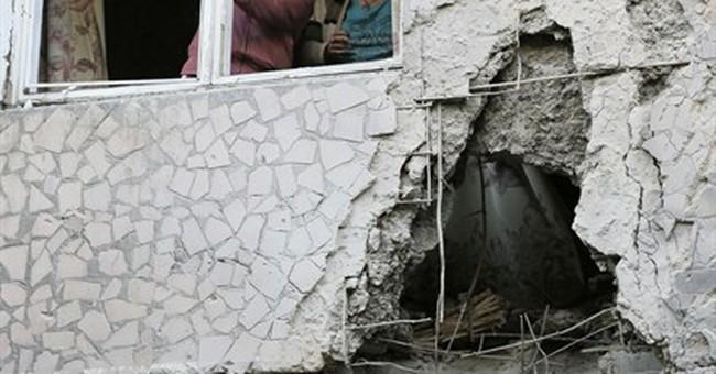 Ukrainian president ends unilateral ceasefire