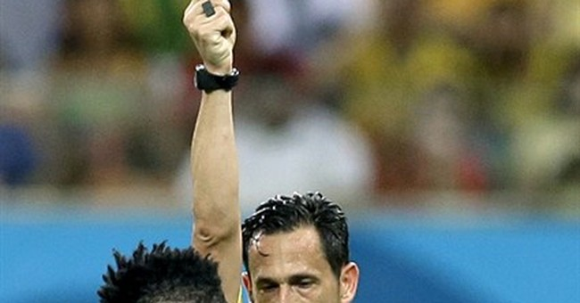 Match-fixer denies predicting World Cup result