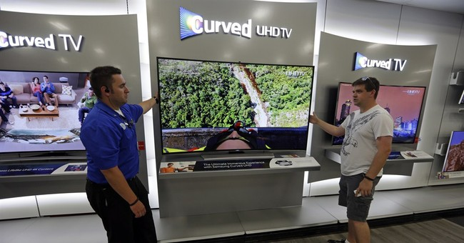 From big to giant: Behemoth TVs start to take off