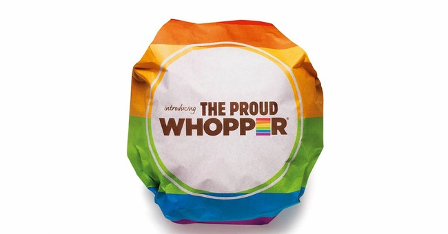 Burger King sells 'Proud Whopper' in San Francisco