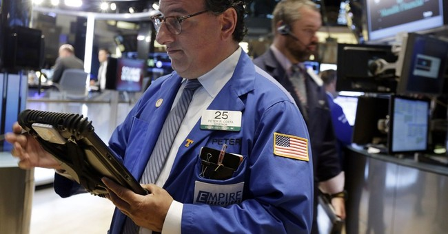 Stocks open higher ahead of manufacturing report
