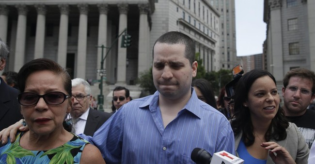 Cannibal-plot case tossed; ex-cop gets out of jail
