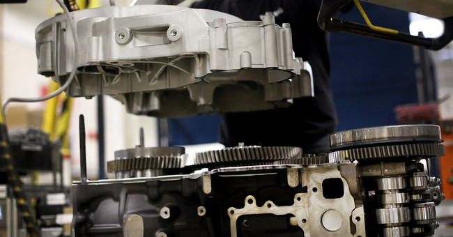 US manufacturers expanded in June but more slowly