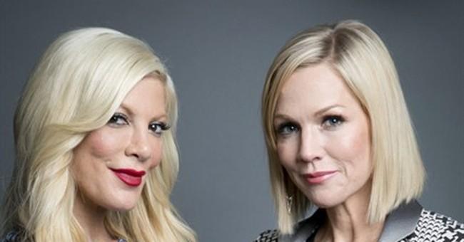 Tori Spelling and Jennie Garth reunite on new show