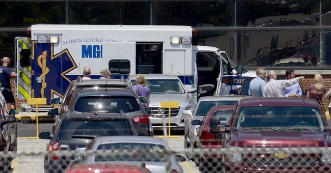 Indiana GM plant chemical blast kills 1, injures 5