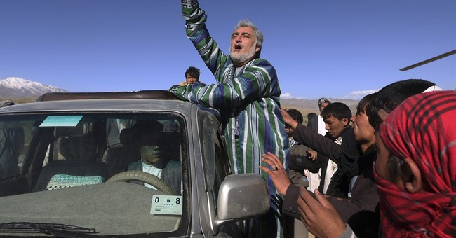 Afghan official: election results might be delayed