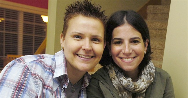 Court orders Indiana to recognize 1 gay marriage