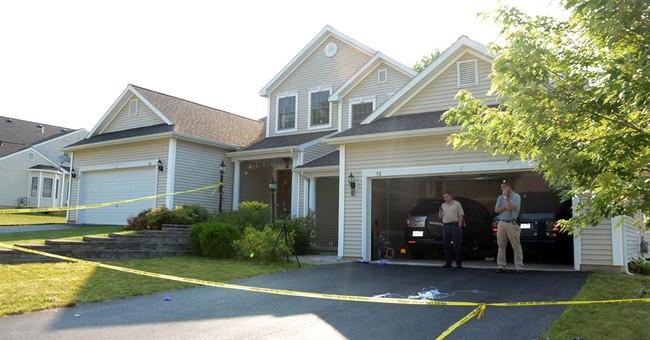 Mom kills self, 2 daughters with nitrogen gas