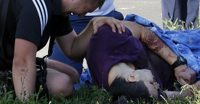 Pro-Russian rebels capture police HQ in Ukraine
