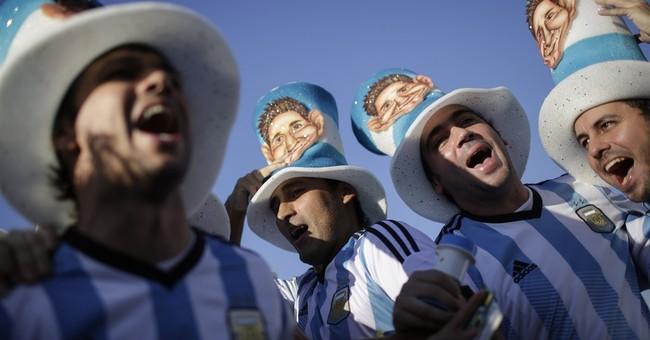 5 memorable World Cup chants