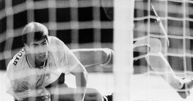 Colombians recall 1994 murder of soccer player