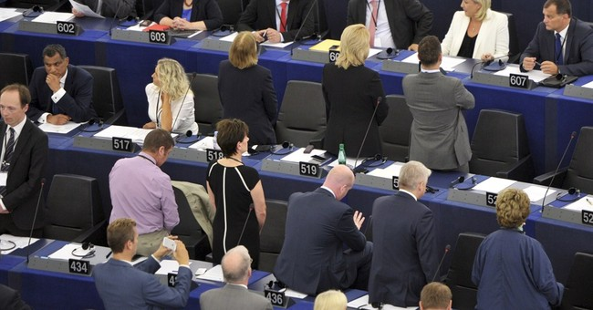 Fringe parties change face of new EU Parliament