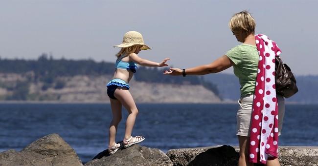 Pacific Northwest declares: 'It's hot! (to us)'