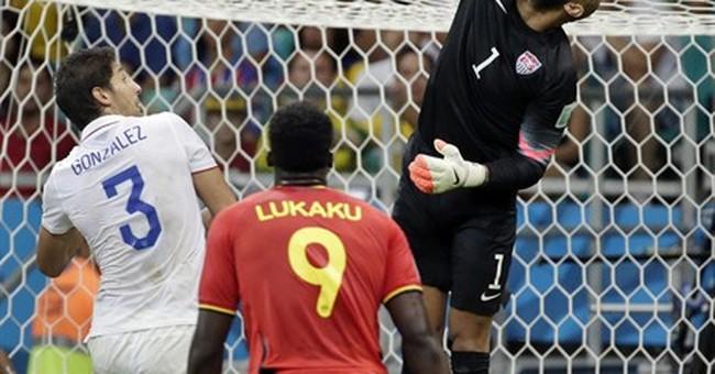 Obama praises US men's soccer team in phone calls