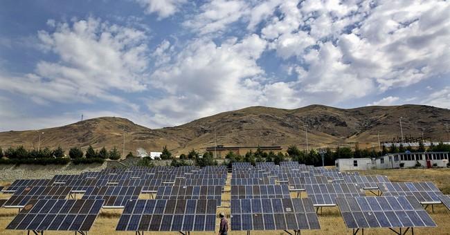 Oil-producing Iran looks to solar to light future
