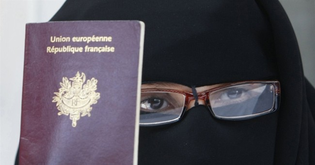 European court upholds French ban on face veils