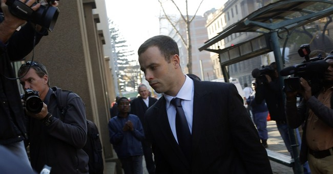 Agent: Pistorius planned travel with girlfriend