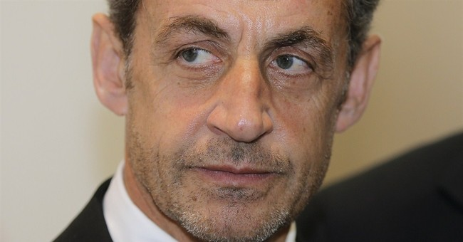 Sarkozy detained in French corruption probe