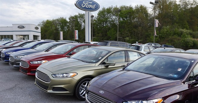 US auto sales surprise with strength in June