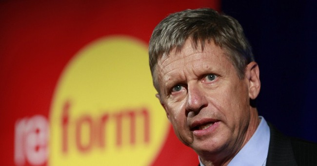 Ex-New Mexico Gov. Johnson named pot company CEO