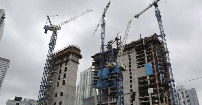 US construction spending up 0.1 percent in May