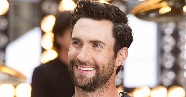 Adam Levine changes his tune in 'Begin Again'