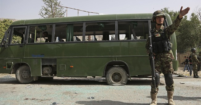 Suicide bomber kills 11 in Afghan capital