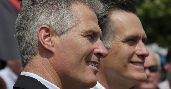 Romney insists he won't be a candidate in 2016