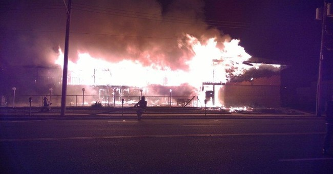 Man on drugs, smoking sparked deadly motel fire