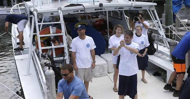 5 things to know about Cousteau's undersea mission
