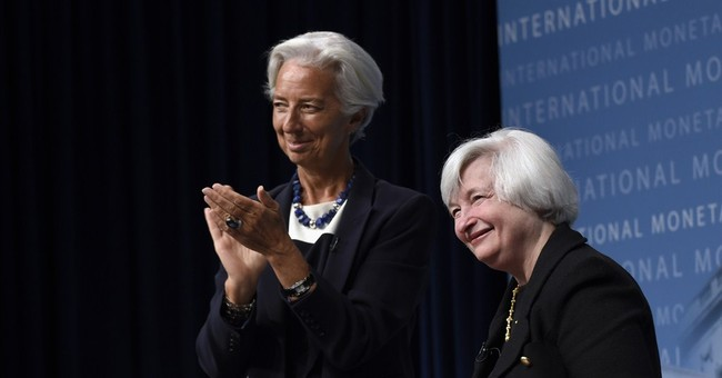 Yellen sees little threat to financial stability