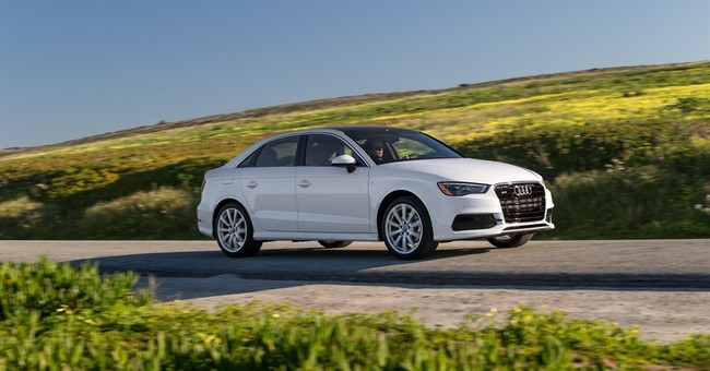 The connected car? Audi has it in the 2015 A3