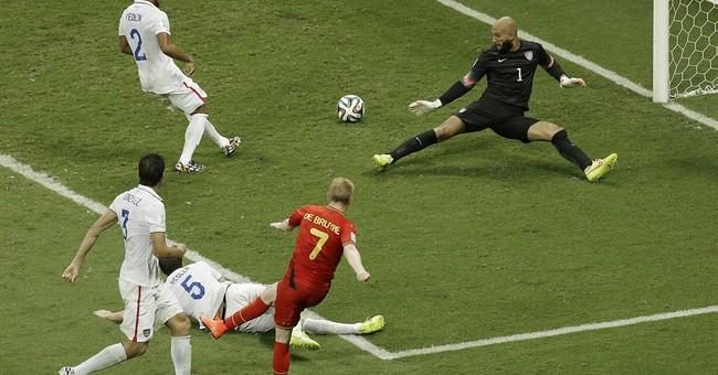 Howard's memorable play marks US World Cup run