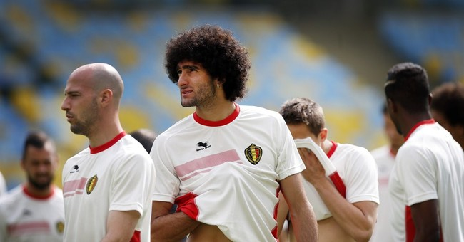 Wacky haircuts a standout feature of World Cup