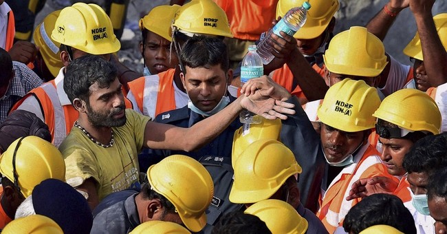 India's building collapse death toll rises to 49
