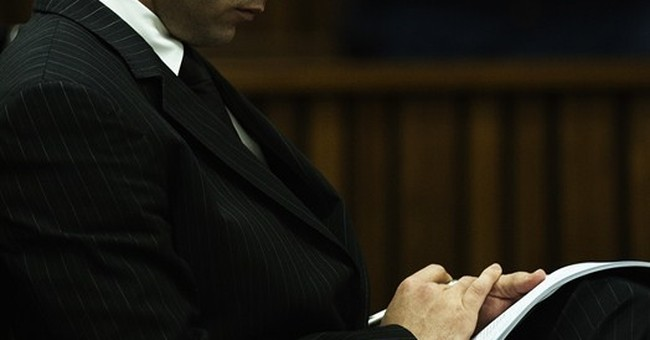 Pistorius is not a narcissist, psychologist says
