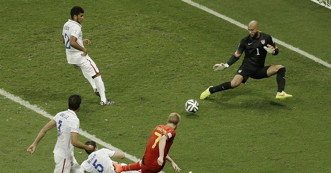 Howard's memorable play marks US World Cup run