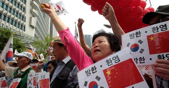 Chinese leader's Seoul visit snubs North Korea