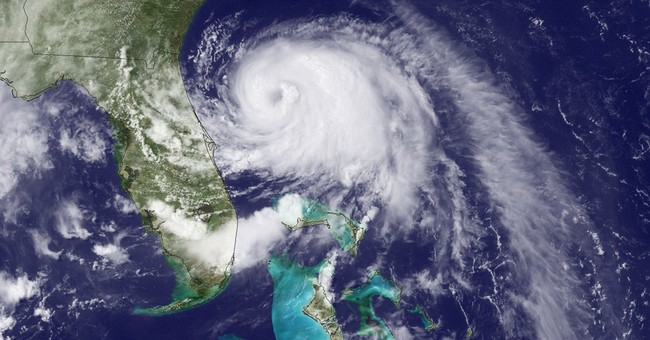 Hurricane Arthur forms in the Atlantic