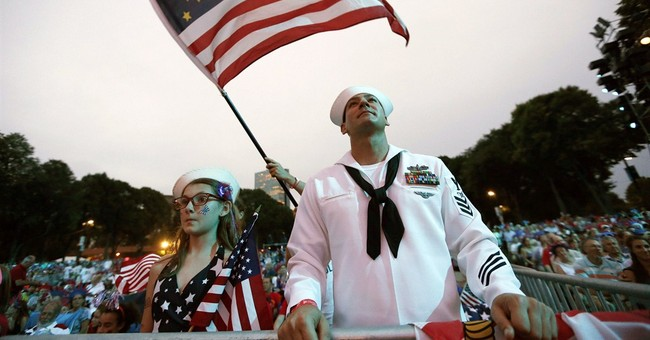 Boston Pops' annual July Fourth show a day early